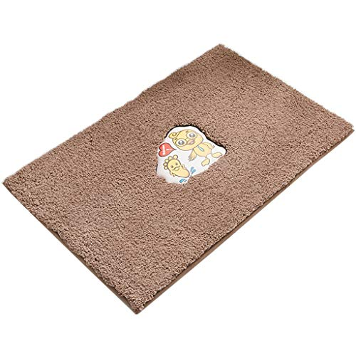 Great Features Of Bathroom Rugs and Mats Sets Bath mats antiscivolo Absorbent Floor Mat Carpet Rug f...