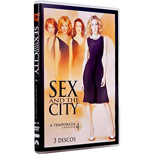 Sex And The City - 4ª Temporada