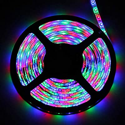 Karamoda 10M 3528 SMD RGB 600 Led Strip Light, ...