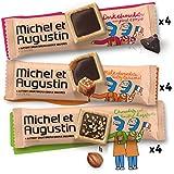 Michel et Augustin Chocolate F...