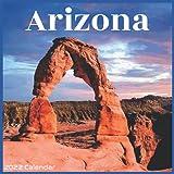 Arizona 2022 Calendar: Official Arizona US State Calendar 2022 16 Months