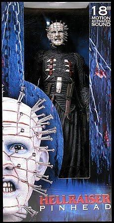Amazon Peccy Pinhead Cenobite Hellraiser  Horror Series #2 Collector Enamel Pin