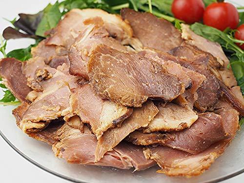 【冷凍便】薩摩ファームブロストの焼豚「切り落とし」200g(焼き豚専門店ブロストの行列ができる逸品)
