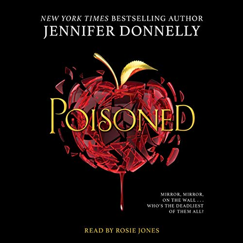 Poisoned Audiobook By Jennifer Donnelly cover art