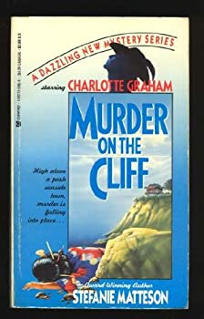 Murder On The Cliff (Charlotte Graham Mystery Series) 0425148211 Book Cover