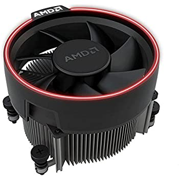 Amazon Com Amd Wraith Spire Socket Am4 4 Pin Connector Cpu Cooler With Copper Core Base Aluminum Heatsink 3 81 Inch Fan Rgb Led Light Fr Ryzen R7 Computers Accessories