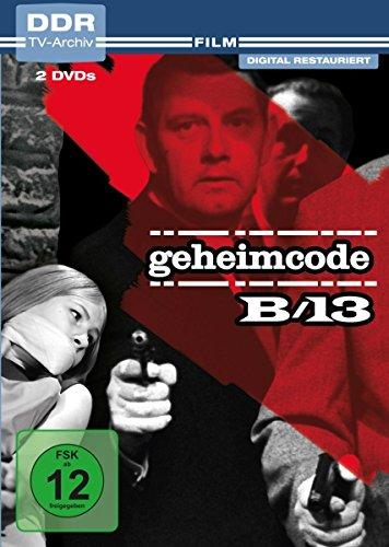 Geheimcode B 13 (DDR-TV-Archiv) [2 DVDs]