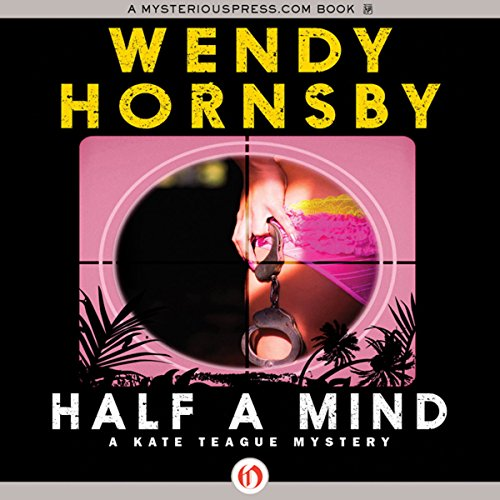 Half a Mind audiobook cover art
