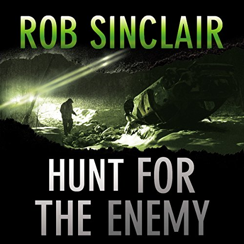 Hunt for the Enemy cover art