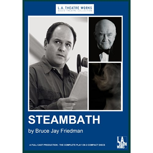 Steambath cover art