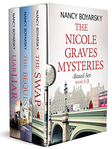 The Nicole Graves Mysteries Boxed Set: (Books 1-3) (English Edition)
