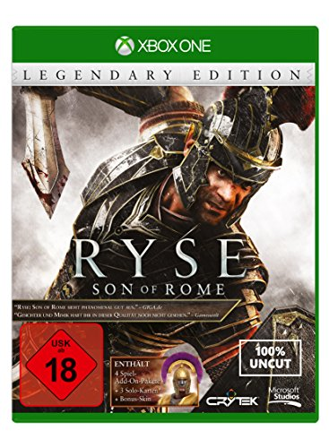Ryse - Legendary Edition - [Xbox One]