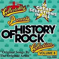 History of Rock 8 by Randy and the Rainbows (2013-05-03)