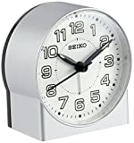 Seiko QHE084SLH Bedside Alarm Clock
