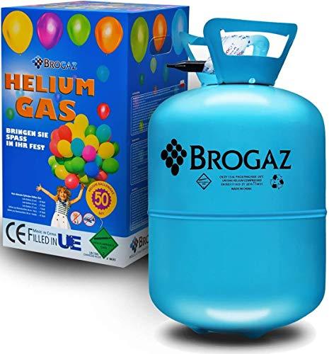 Grande Bouteille Heélium 0.40 M3 pour 50 Balloons (99.99% dHelium)