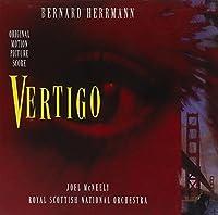 Vertigo: Original Motion Picture Score (1995 Re-recording) (1996-03-12)