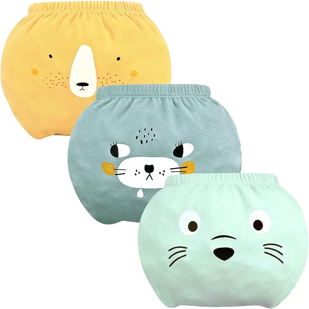 Baby Training Underwear Newborn Infant Cotton Training Underpants Toddler Kids Training Pants Briefs