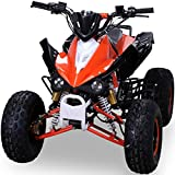 Kinder Quad 125 ccm orange/weiß Panthera - 3