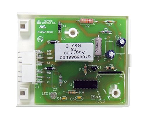 Supco ADC5988 Refrigerator Defrost Control Board Replaces 61005988, 67003349, 61003990, 61002983, 12002104