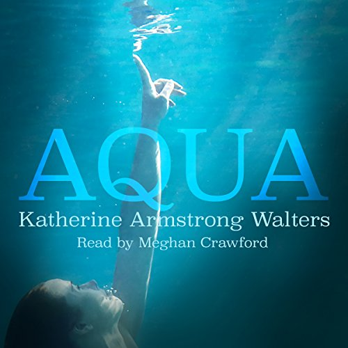 Aqua audiobook cover art