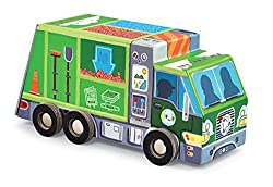 Recycle Truck Puzzle