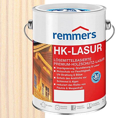Remmers HK-Lasur Holzschutzlasur 2,5L Weiss