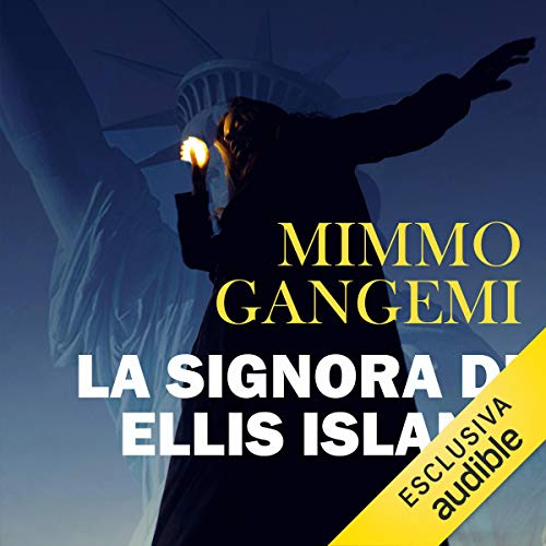 La signora di Ellis Island copertina