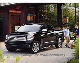 2017 Toyota Tundra Truck 32-page Original Car Sales Brochure Catalog