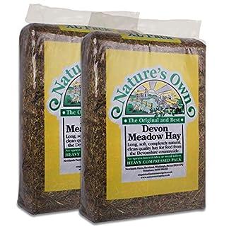 Tigerbox 7KG Nature's Own Devon Meadow Hay Pet Food Animal Feed 7