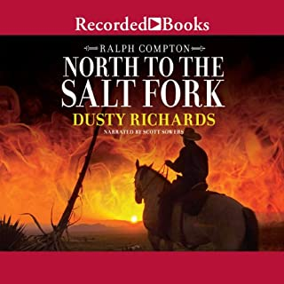 North to the Salt Fork audiobook cover art