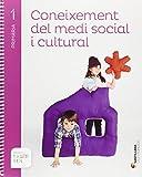 CONEIXEMENT DEL MEDI SOCIAL I CULTURAL 1 PRIMARIA SABER FER - 9788490471333