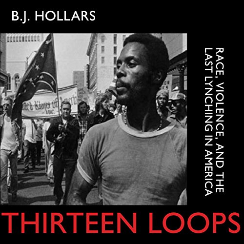 Thirteen Loops audiobook cover art