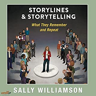 Storylines & Storytelling audiobook cover art