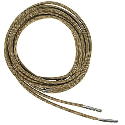 550 Paracord Boot Laces – Paracord Planet Milspec Paracord Boot Lace – Available in 52 and 72 Inch Lengths (54 Inch, Coyote Brown)