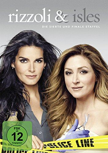 Rizzoli & Isles - Die komplette siebte und finale Staffel [3 DVDs]