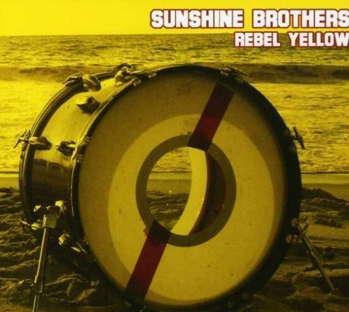 Rebel Yellow by Sunshine Brothers (2007-11-02)
