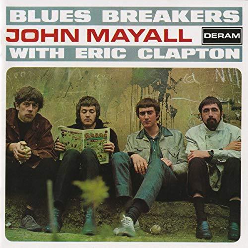 John Mayall Bluesbreakers with Eric Clapton