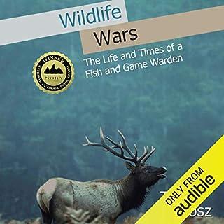 Wildlife Wars audiobook cover art