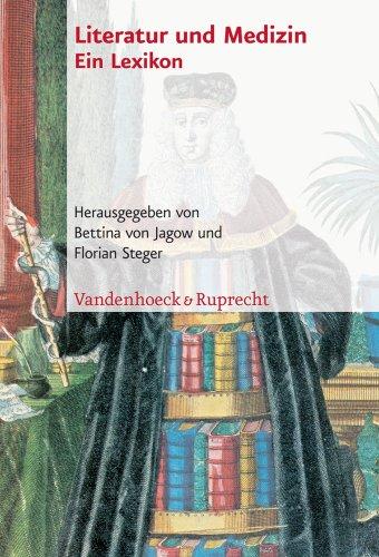 Literatur und Medizin: Ein Lexikon