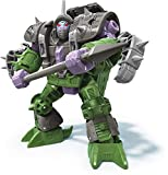 Transformers Toys Generations War for Cybertron: Earthrise Deluxe WFC-E19 Quintesson Allicon Action Figure - Kids Ages 8 and Up, 5.5-inch