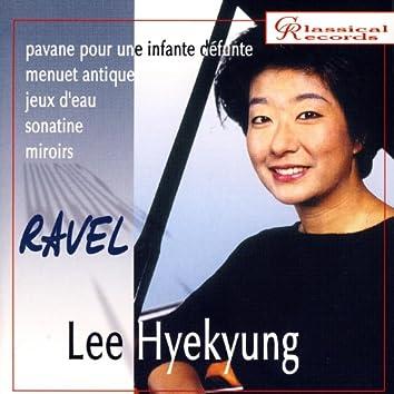 Hyekyung Lee. Maurice Ravel