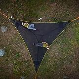 Hamaca Hamaca De Camping Silla Colgante De Camping Hamaca De Árbol Triangular Equipo para Exteriores De Nailon