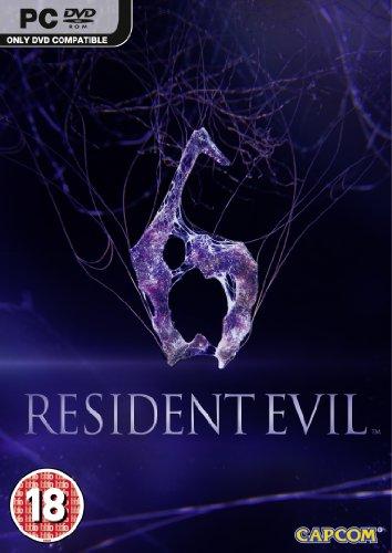 Resident Evil 6 Pc- Pc