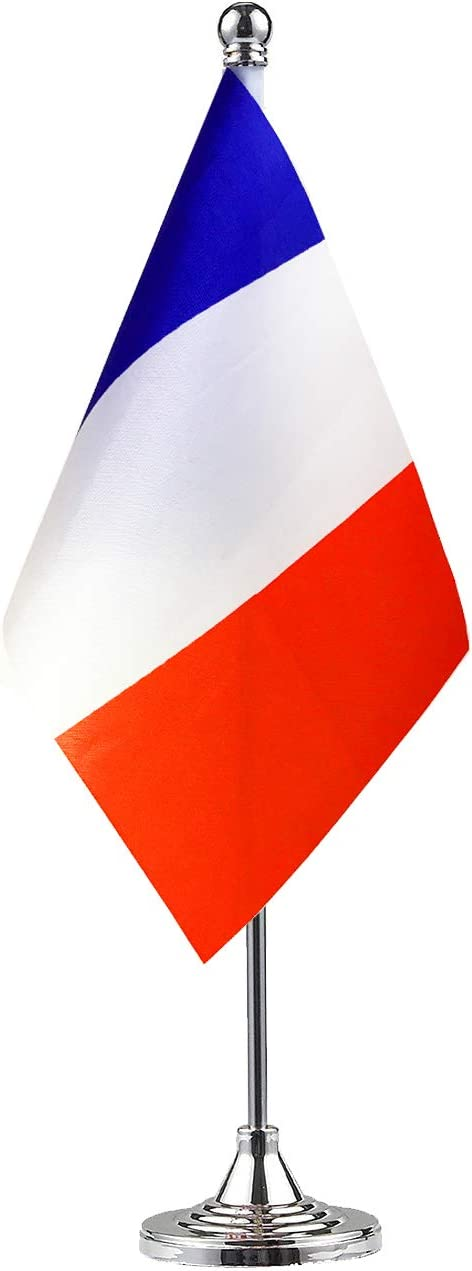 France Flag French Table New York Mall Interna Desk Free shipping on posting reviews Office