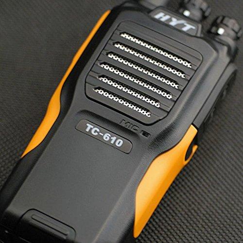 HYT TC-610 IP66 Waterproof Dustproof TC610 VHF136-174MHz Two-Way Radio+Programming Cable
