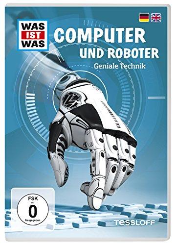 Was Ist Was DVD Computer und Roboter. Geniale Technik