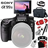 Sony Alpha a99 II DSLR Camera (Body Only) with Amazing Accessory Bundle
