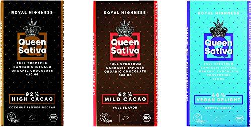 Queen Sativa - Organic Vegan...