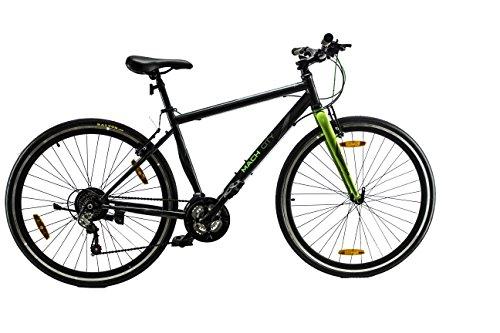 Mach City Munich 26 Inch 21 Speed Mountain Bike - 19\ Frame, Multicolour