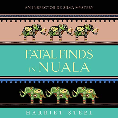 Couverture de Fatal Finds in Nuala